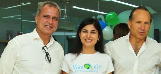 Vivafit abre 5º ginásio na Índia