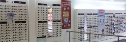 Alain Afflelou abre nova loja em Viseu