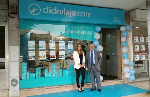Clickviaja.com abre em Odivelas
