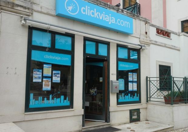 Clickviaja.com abre 12ª loja na Parede