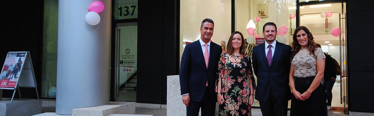 DS CRÉDITO inaugura nova agência no Porto