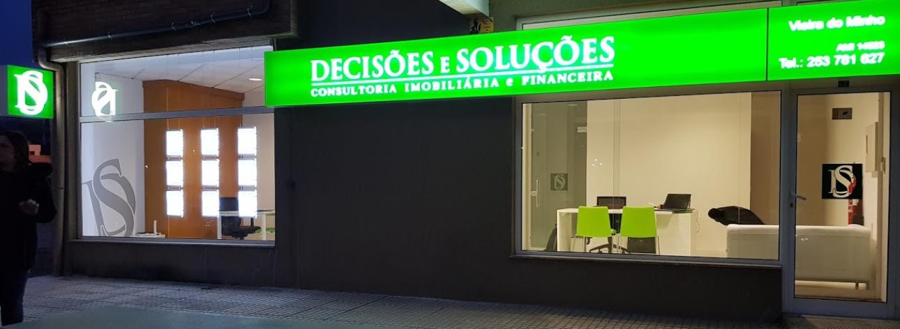 Decisões e Soluções cresce em todas as áreas de negócio no primeiro trimestre