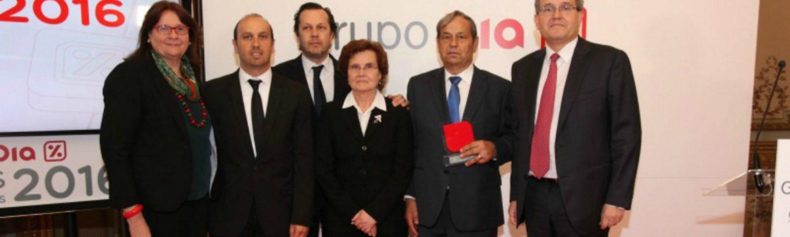 Franchisado português distinguido pelos Prémios do Grupo DIA