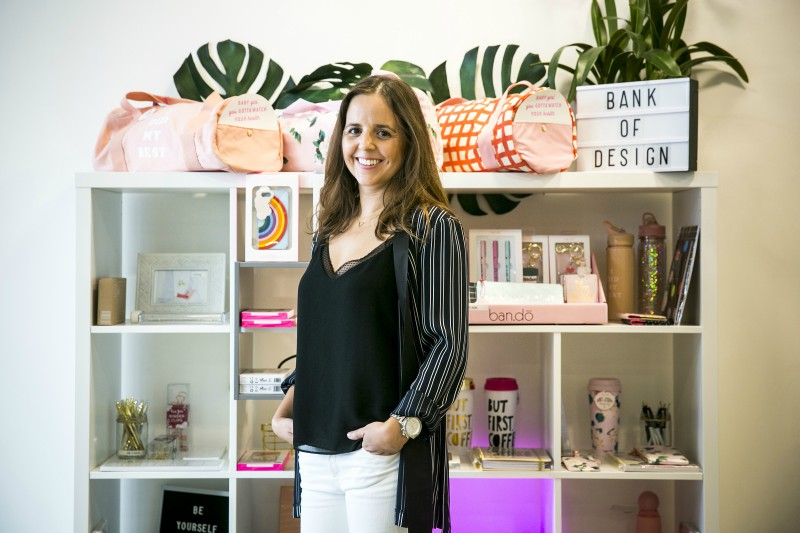 Dina Horta - fundadora da Pop the Bubble Store - Infofranchising