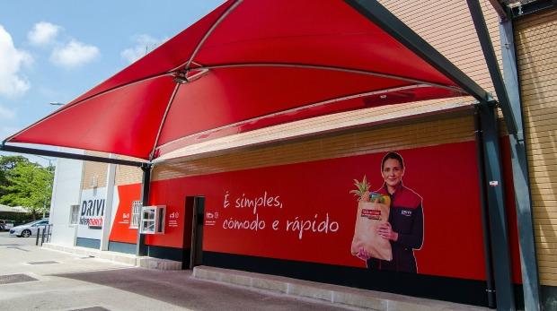 intermarché S. Domingos de Rana abre loja online com Drive e entrega ao domicílio