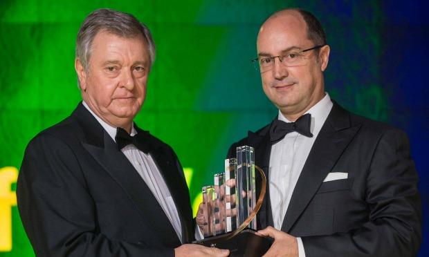 EY Entrepreneur Of The Year Manuel Alfredo de Mello