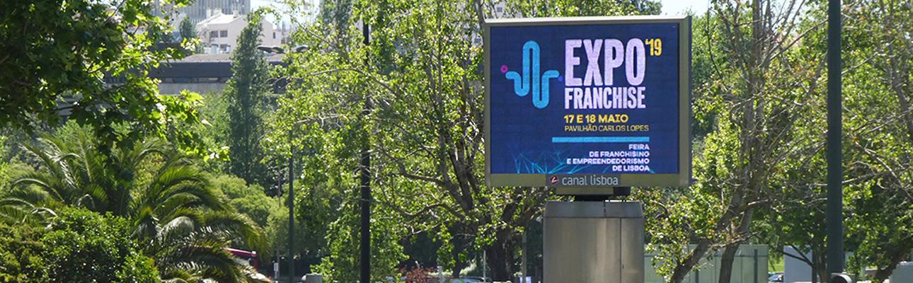 Expofranchise 2019 com forte campanha nos media