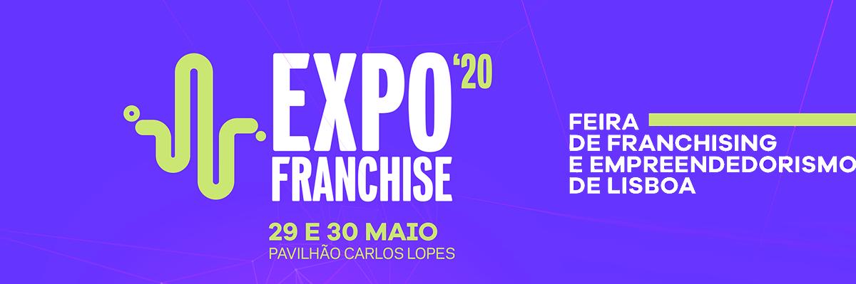 Expofranchise 2020 Feira de Franchising e Empreendedorismo de Lisboa