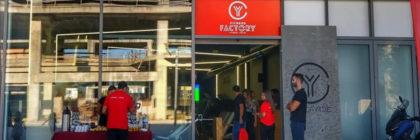 Fitness Factory abre ginásio com novo conceito