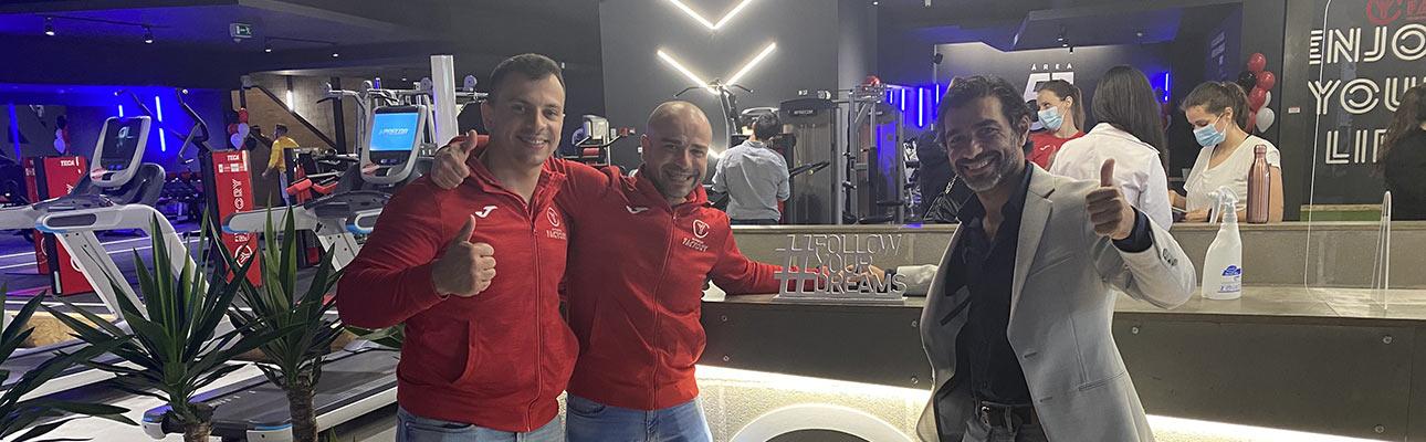 Em 10 dias, a rede de franchising Fitness Factory abriu 4 unidades, todas no Norte do país. Começou por Peniche, Barcelos, Esposende e Rebordosa.