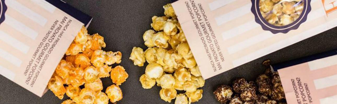 FOL Gourmet Popcorn chega à Madeira