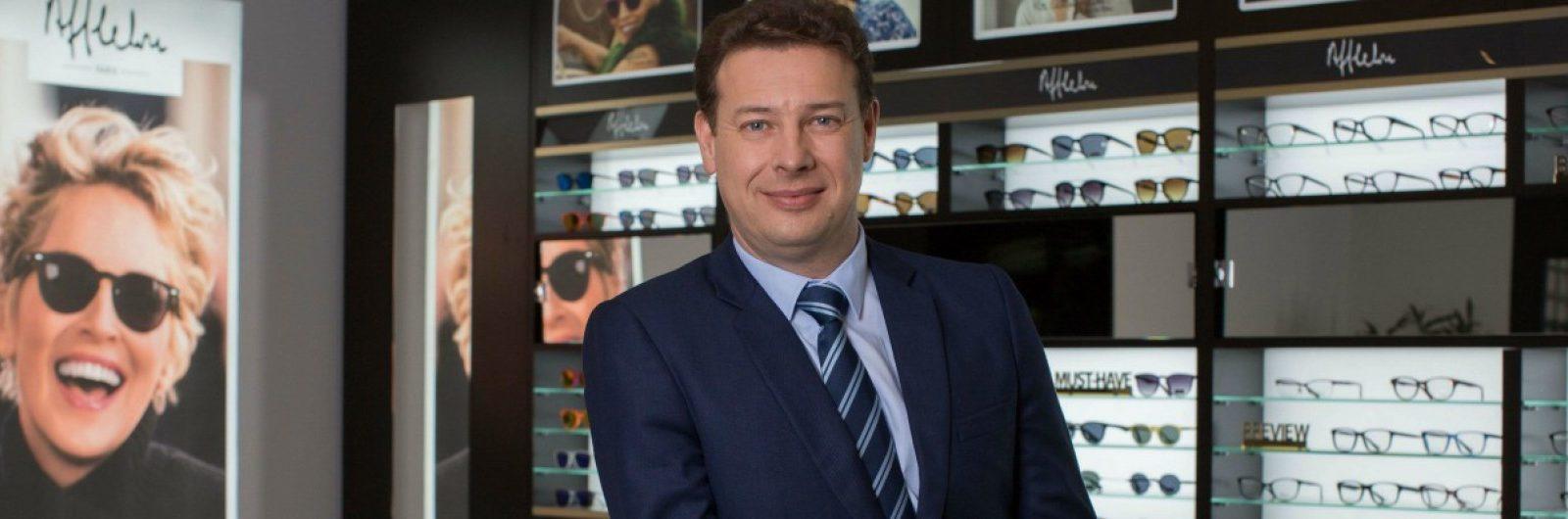 Alain Afflelou quer chegar às 100 lojas com projeto de Intraempreendedorismo
