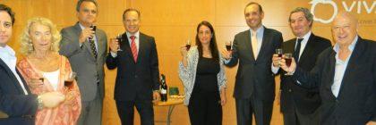 Embaixador de Portugal inaugura Vivafit em Madrid