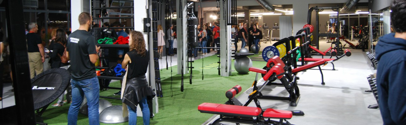 Fitness Factory inaugura o 11º ginásio