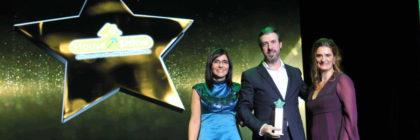 House Shine vence 'Prémio Cinco Estrelas'