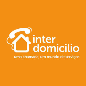 INTERDOMICÍLIO franchising logotipo