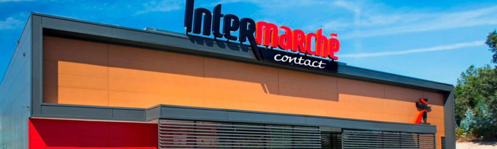 Novo supermercado Intermarché em Canelas