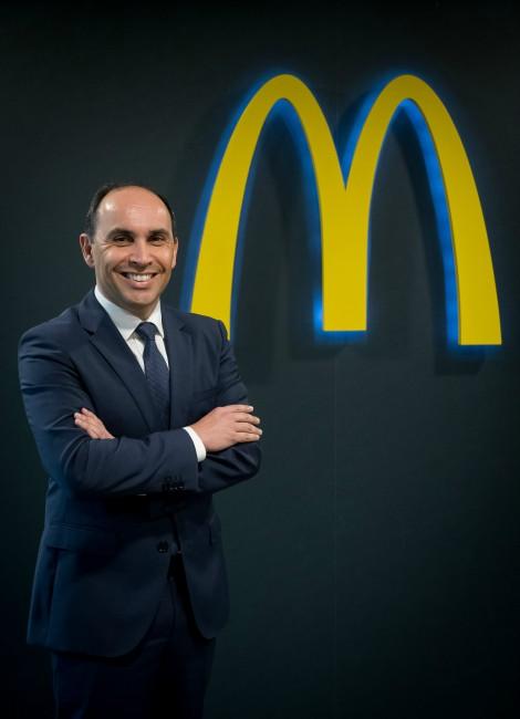 John Alves, Diretor Geral da McDonald's Espanha