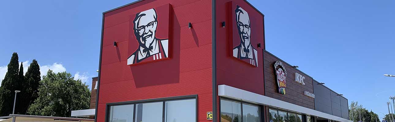 KFC inaugura em Mem Martins