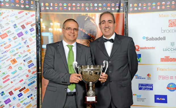 Loja do Condomínio distinguida no Best Franchisee of the World