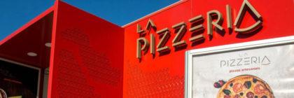 La Pizzeria Sulla Strada: quiosque take away de pizzas apresenta-se na Expofranchise