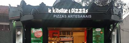 Le Kiosque à Pizzas procura novos franchisados