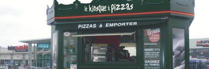 Le Kiosque à Pizzas Guarda celebra 1º aniversário com pizza grátis