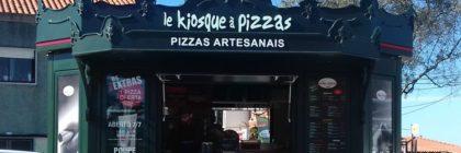 Le Kiosque à Pizzas chega ao Seixal