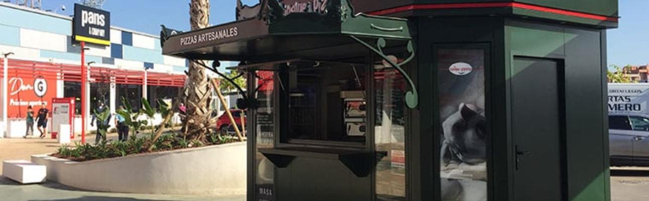 Le Kiosque à Pizzas já tem dez unidades na Península Ibérica