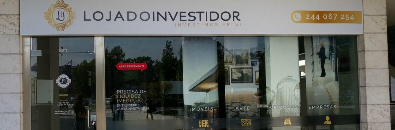 Loja do Investidor, consultora financeira, abre novo espaço em Leiria