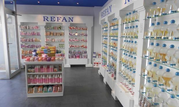 Refan chega a três novas localidades