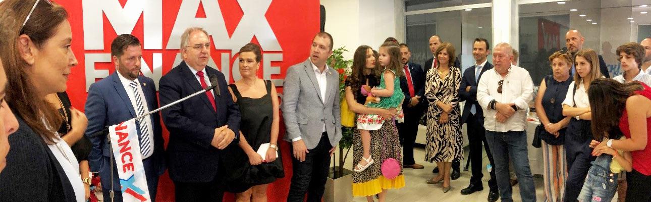 Franchising MAXFINANCE inaugura loja em Loures