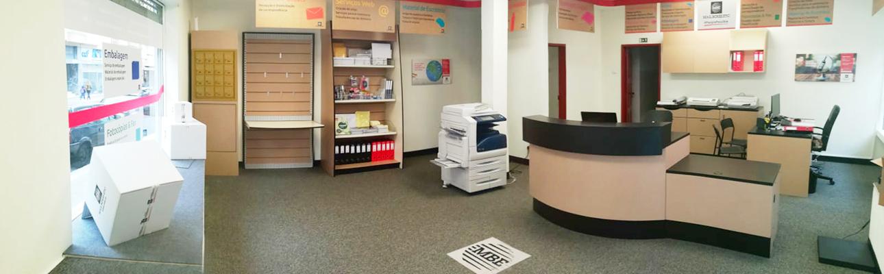 Mail Boxes Etc. Porto