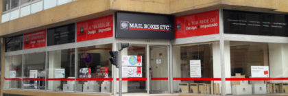 Mail Boxes Etc. abre centro de serviços no Porto