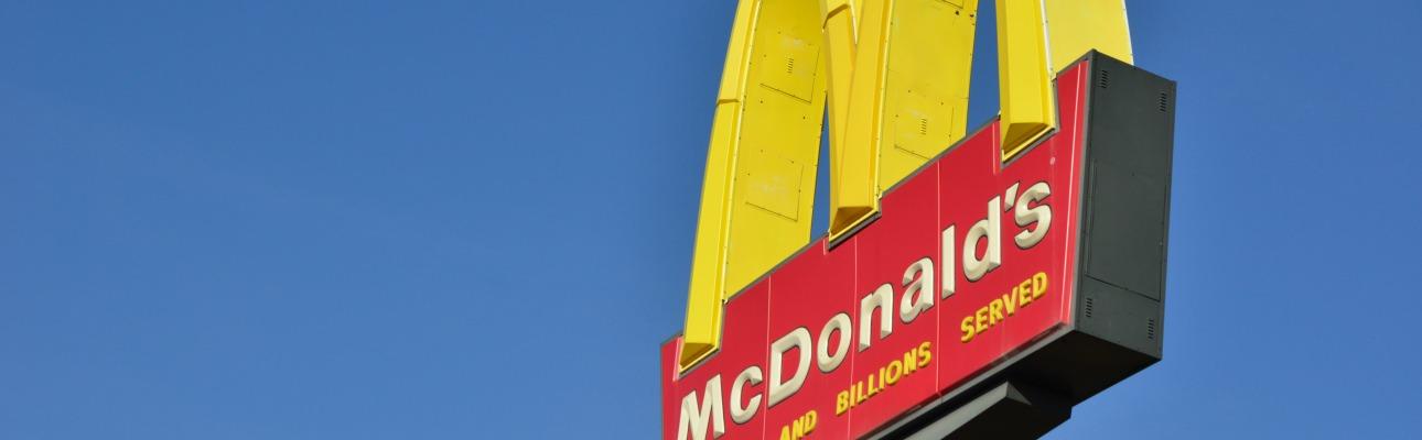 McDonald's vai fechar mais de 160 restaurantes na Índia
