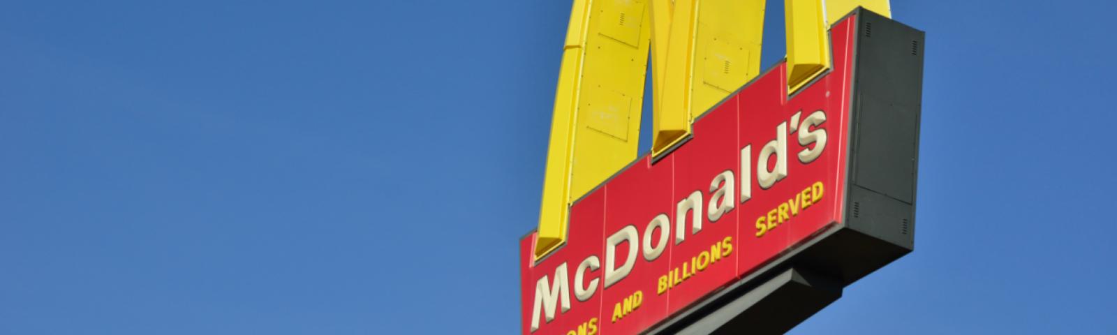 McDonald's já está há 25 anos em Portugal