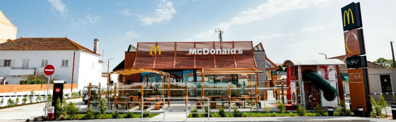 McDonald's abre restaurante no Porto Alto
