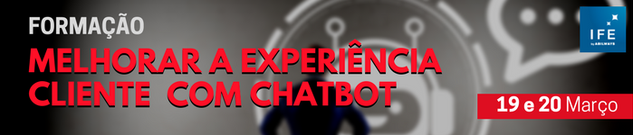 Melhorar a Experiência Cliente comChatbot