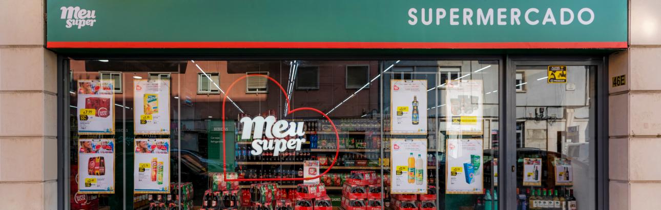 Meu Super reforça rede de lojas