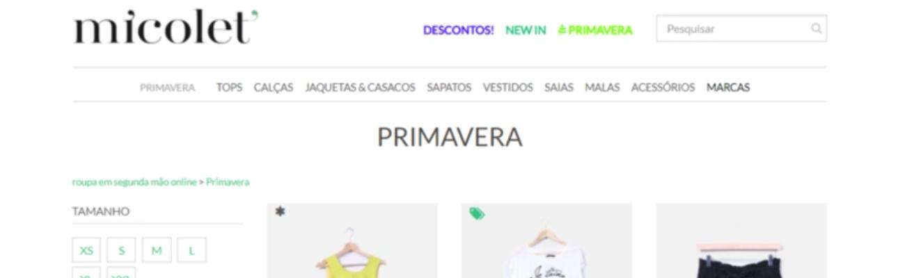d9a4f1ab8 Negócio de venda de roupa em segunda mão chega a Portugal ...