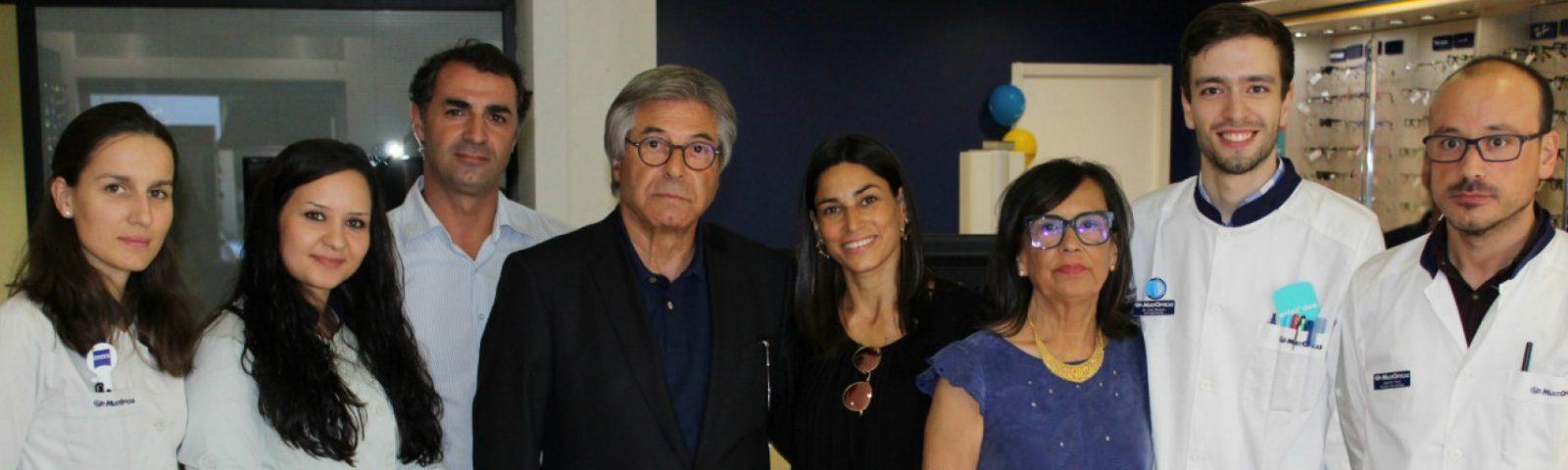 MultiOpticas abre nova loja em S. João da Pesqueira