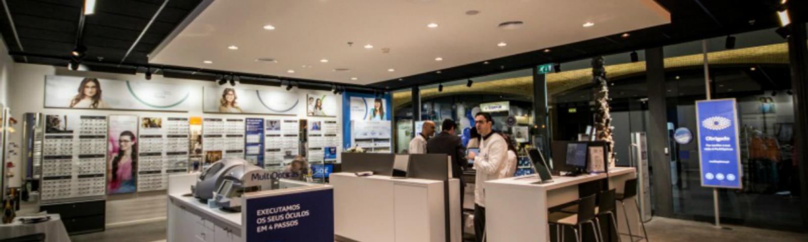 MultiOpticas abre mais uma loja
