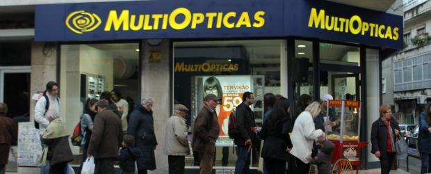 MultiOpticas eleita Escolha do Consumidor