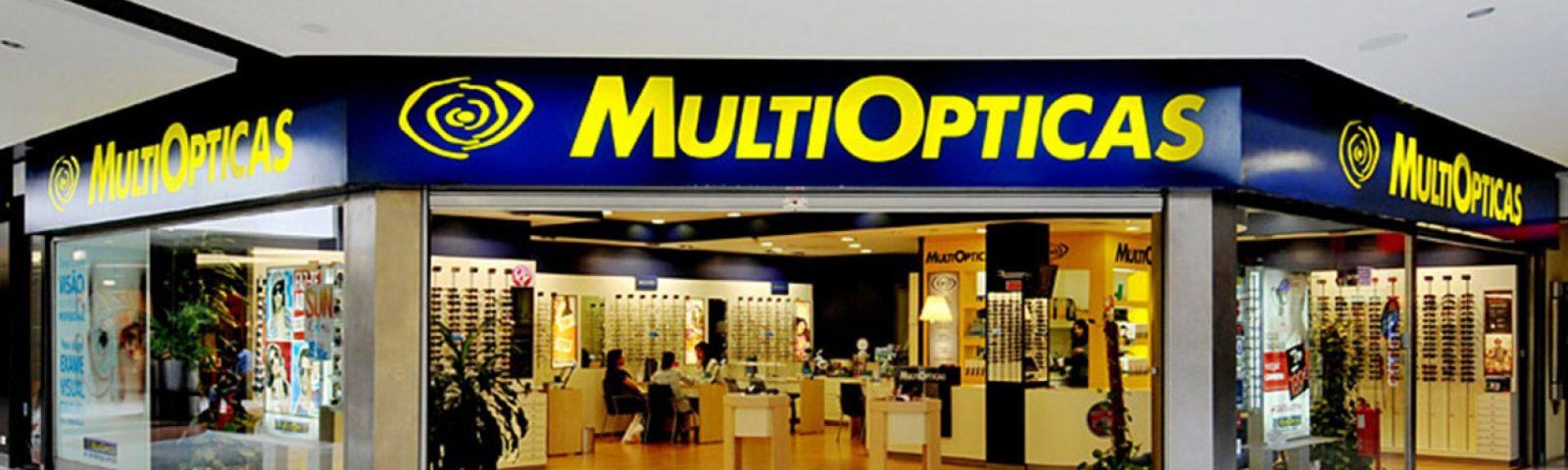 MultiOpticas eleita marca de confiança