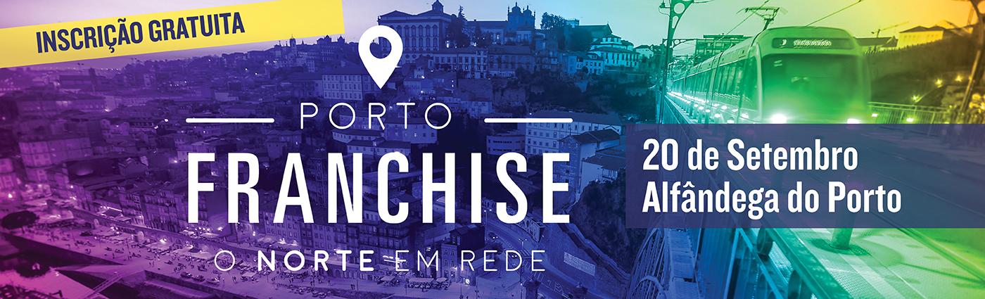 O Porto Franchise está de volta. No próximo dia 20 de setembro, a Alfândega do Porto recebe mais uma edição do evento de franchising mais importante a Norte do país.