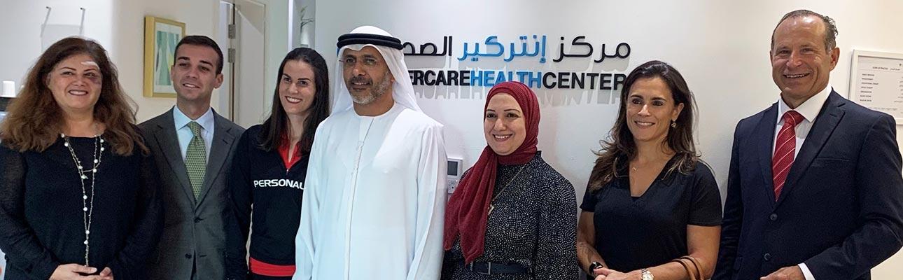 Personal20 inaugura novo estúdio em Abu Dhabi