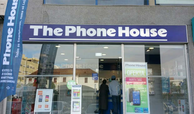 Abriram mais duas lojas Phone House