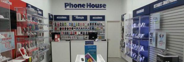 Novas lojas Phone House franchisadas