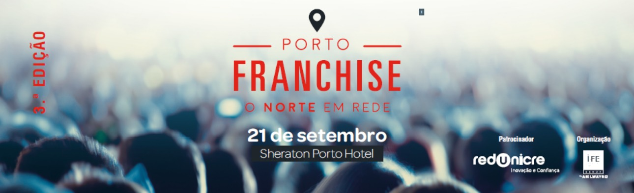Porto Franchise evento franchising norte