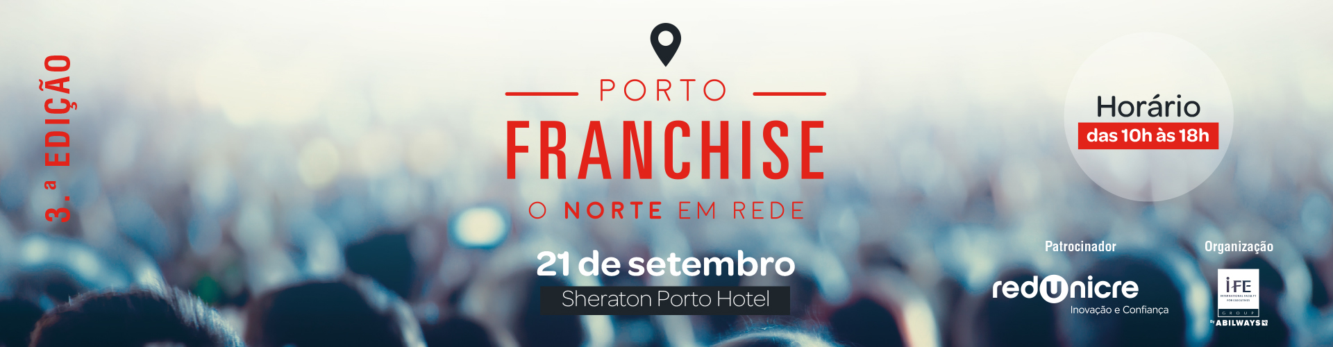 Porto Franchise, evento de franchising no norte
